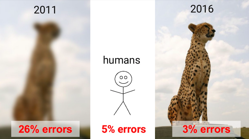 Comparing Human and Artificial Image Recognition: some considerations